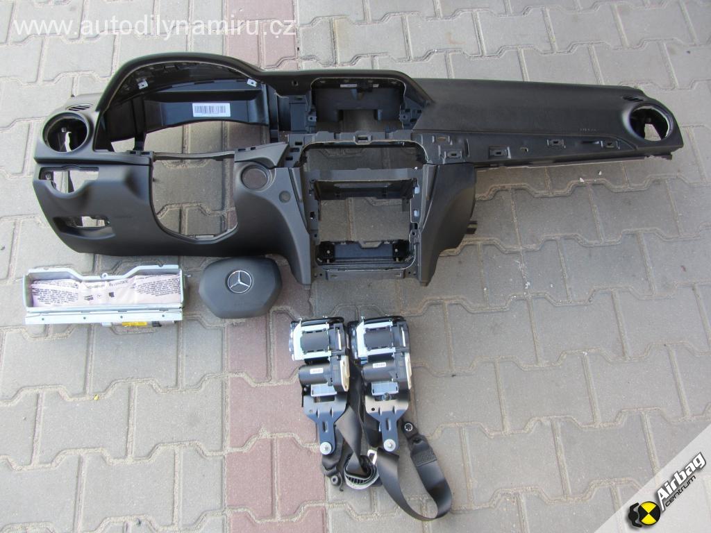 Airbag Mercedes C,W204