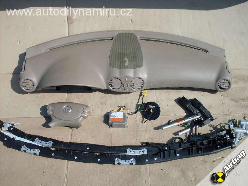 Airbag Mercedes clk,W209