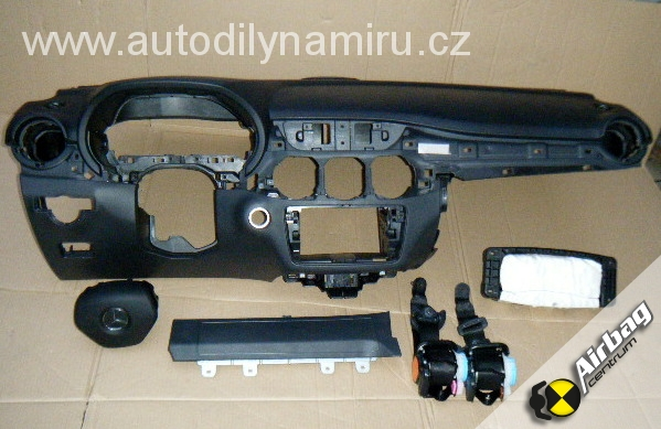 Airbag Mercedes B,W246
