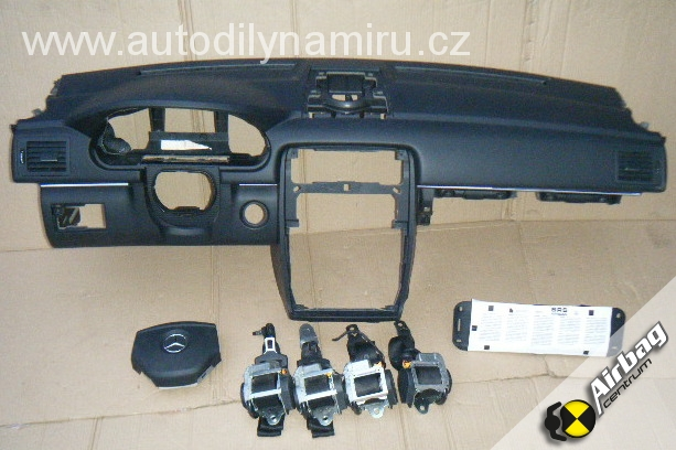 Airbag Mercedes B,W245