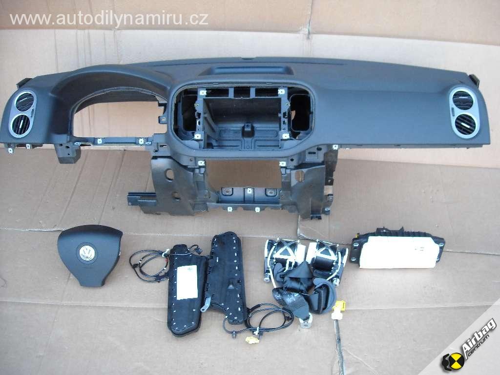 Airbag VW Tiguan 5N0