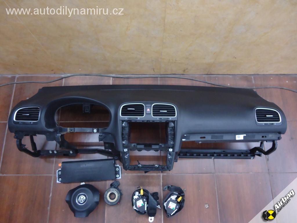 Airbag VW Golf 6,5K1