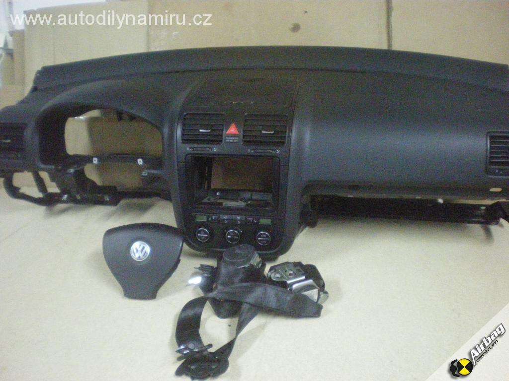 Airbag Vw Golf 5,1K1