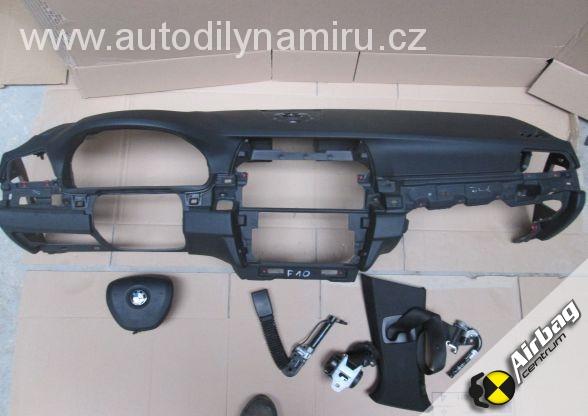 BMW F10 airbag