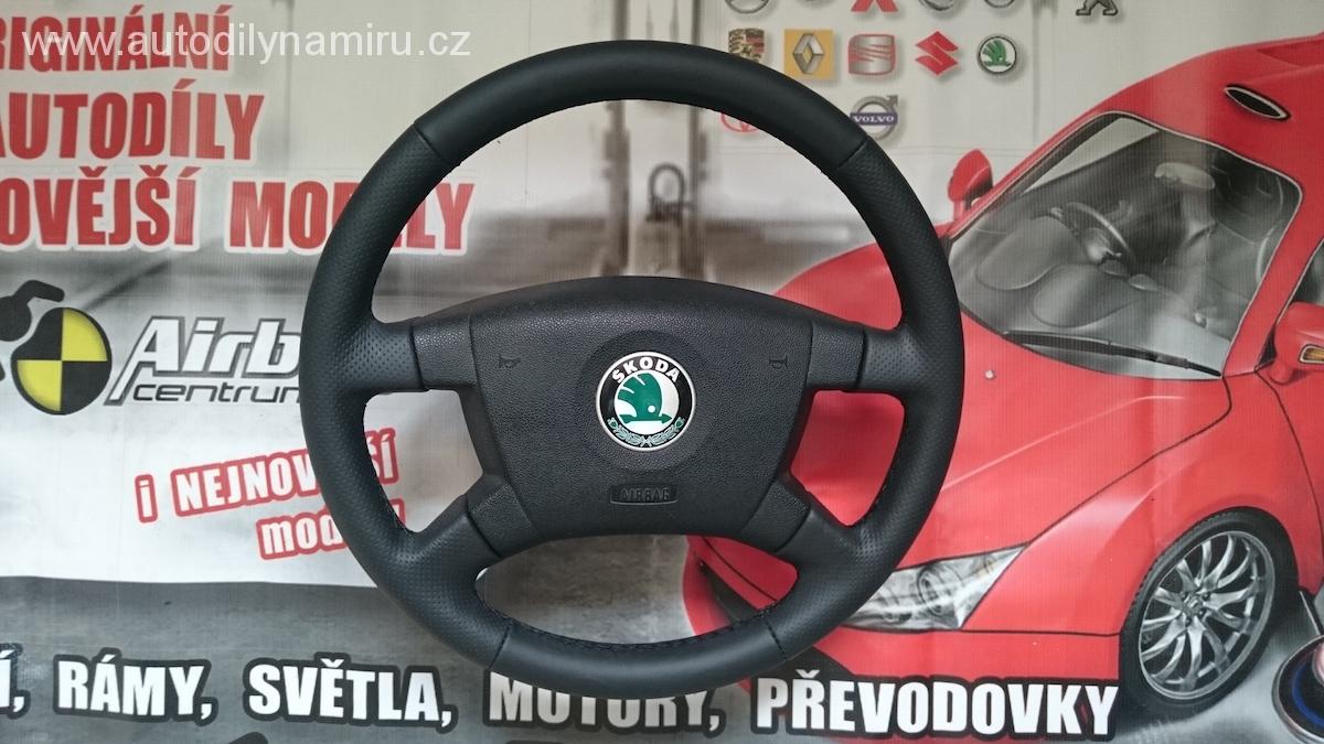 Volant Škoda Fabia I možnost i s airbagem