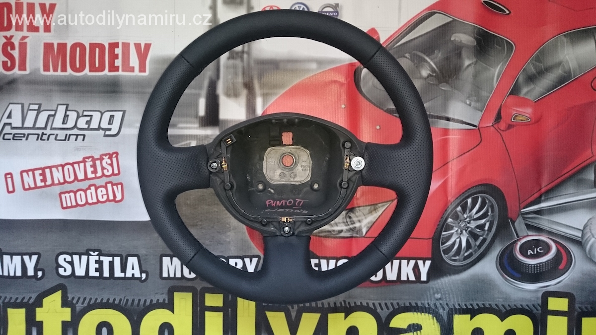 Volant Fiat Grande Punto MFL