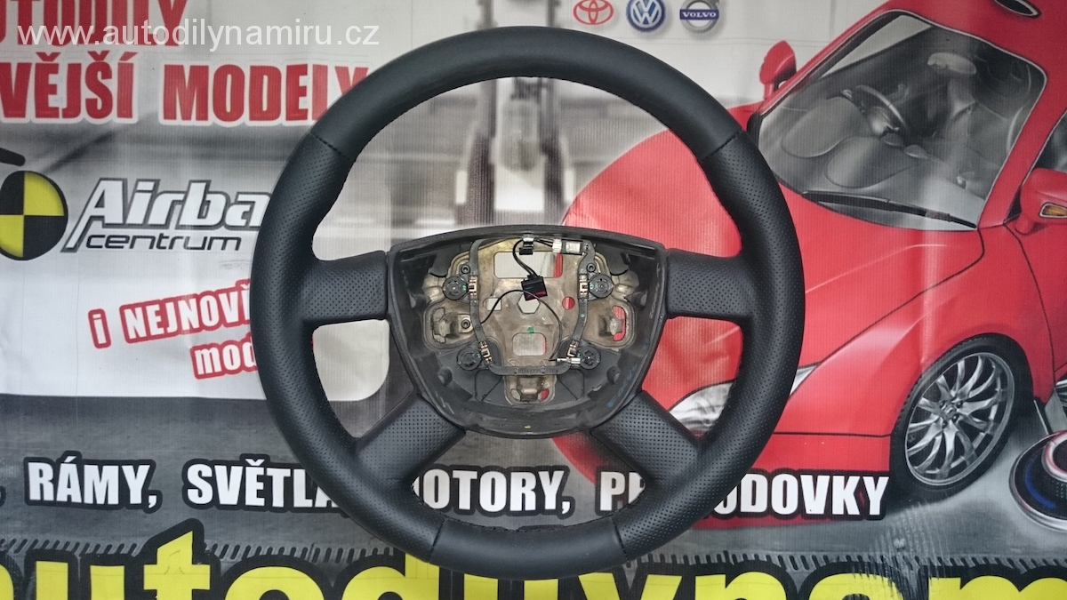 Volant Ford Focus II