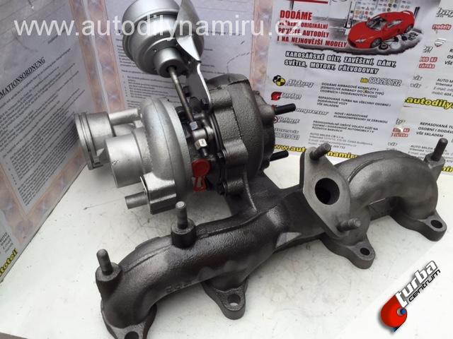Turbo Seat Alhambra 2.0tdi 103kw FAP
