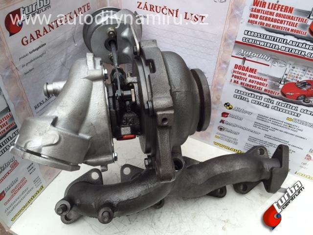 Turbo VW Jetta V 2.0tdi 125kw