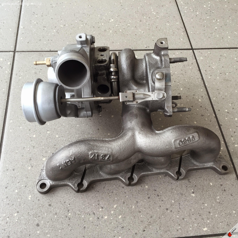 Turbo Seat Alhambra II 1.4 TSI 110kw