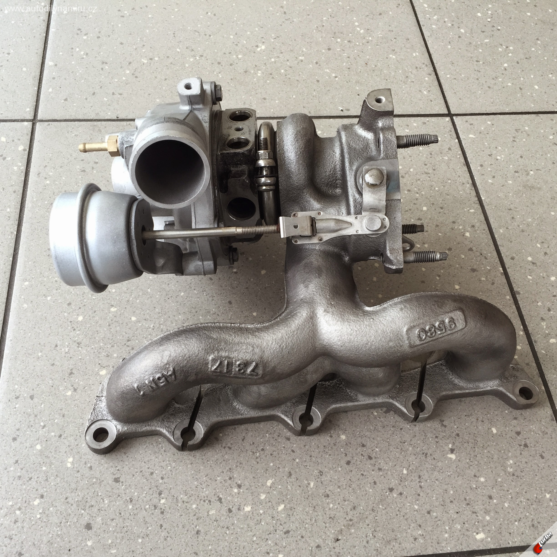 Turbo Volkswagen Touran 1.4 TSI 125kw