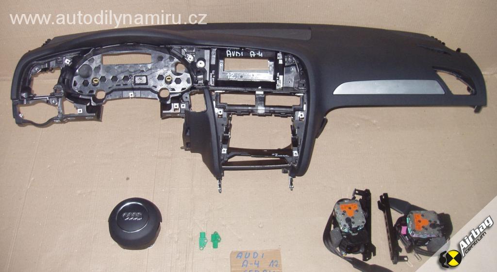 audi a4 airbag