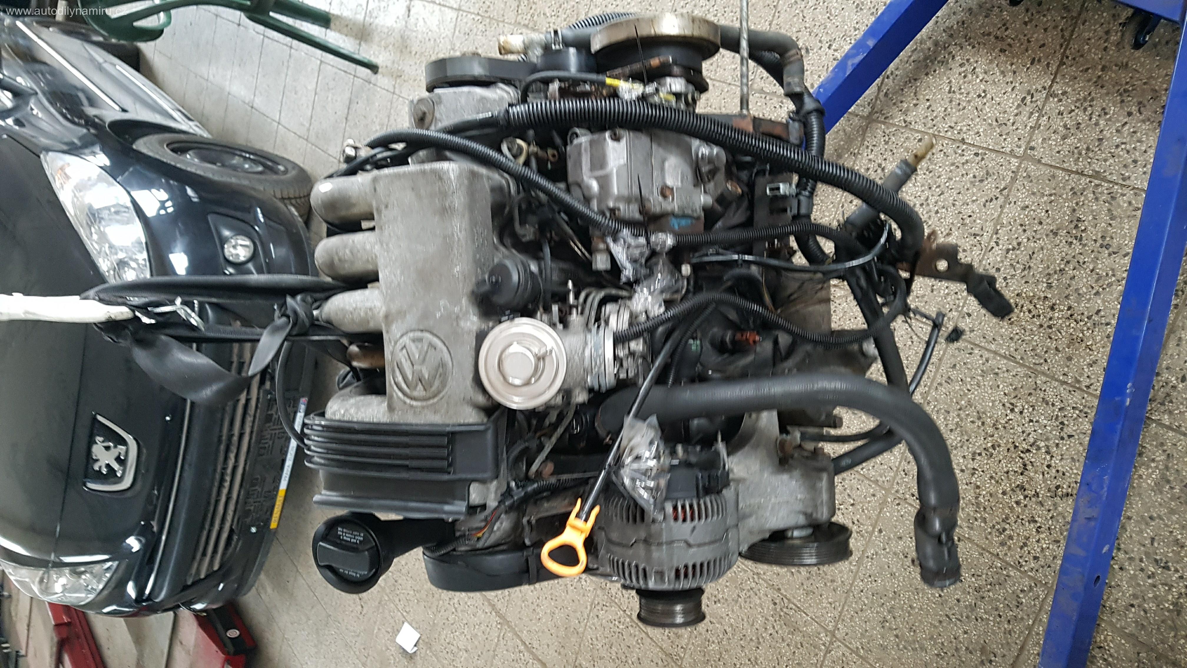 Motor ANJ do VW LT 2.5TDi kompletní
