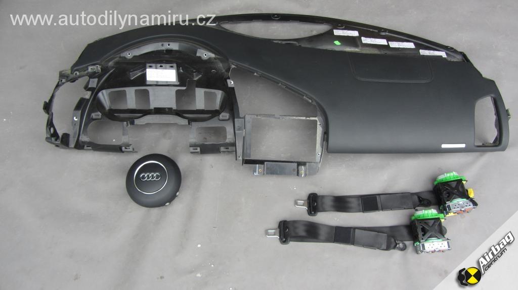 audi r8 airbag