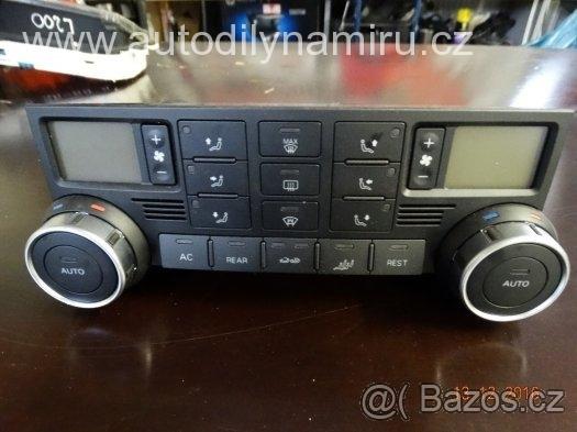 VW Touareg panel klimatizace 7L6 907 044AL -