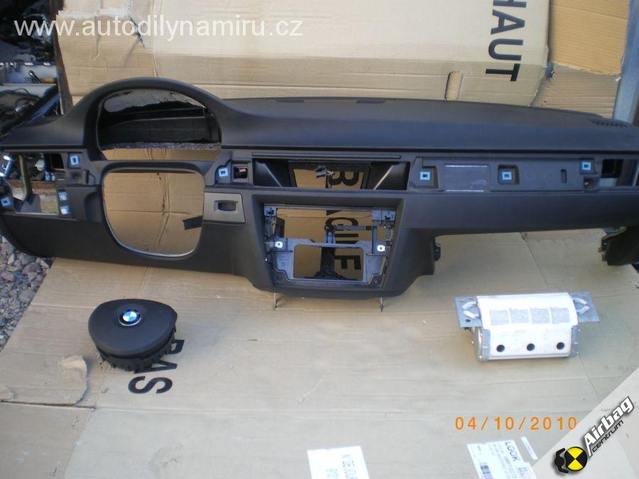 BMW E90 airbag facelift
