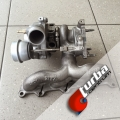 Turbo Volkswagen Golf V 1.4 TSI 103kw